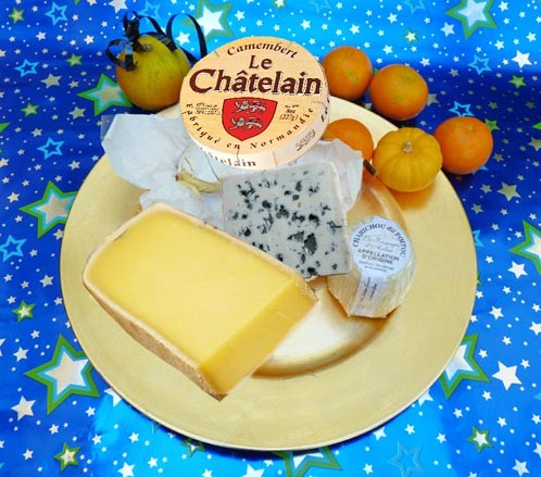 Savory 4 cheeses plate - Special offer