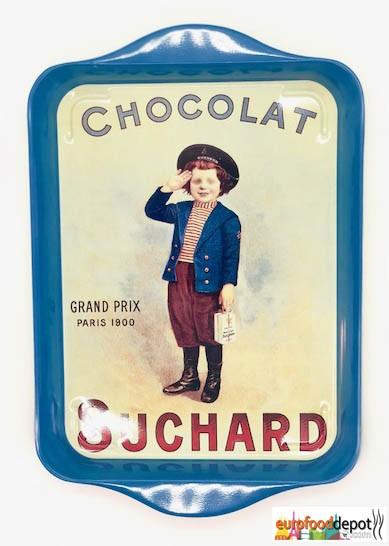 Chocolat Suchard with Little Boy Mini Metal Tray