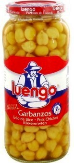 Chick Peas - Luengo - Pois chiches (20.1oz/570g)