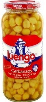 Chick Peas - Luengo - Pois chiches (20.1oz/570g)
