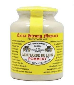 Premium Moutarde du lion Pommery® (8.8Floz/250g)