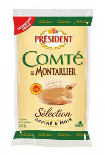 President Comte wedge