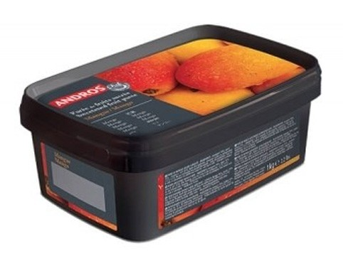 Mango puree Andros ( 2.2lb/1kg)