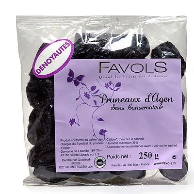 Favols Agen Pitted Prunes - Pruneaux d'Agen