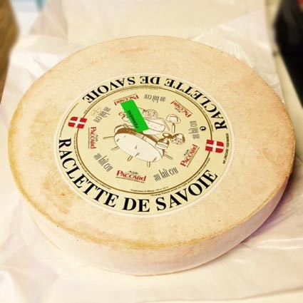 Cheese Raclette from France - Whole Milk (1kg)