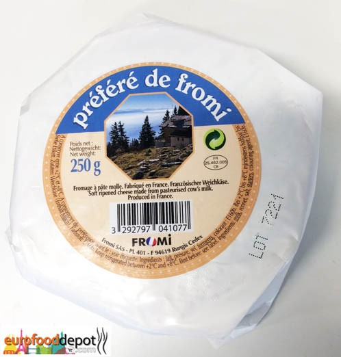 Reblochon / (Mini) Tartiflette cheese