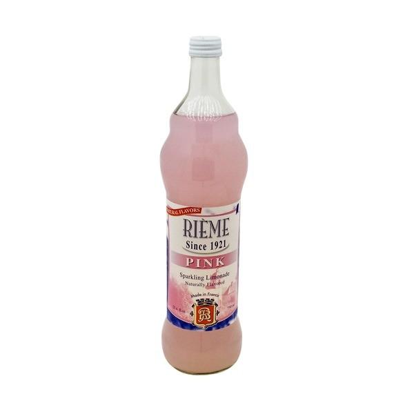 Rieme Artisanal Pink Sparkling Limonade 330 ml - 11.18 fl oz