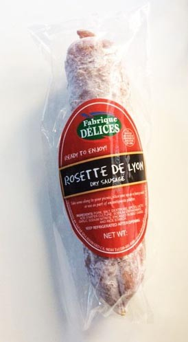 Rosette de Lyon Dry Sausage (11 Oz/300g)