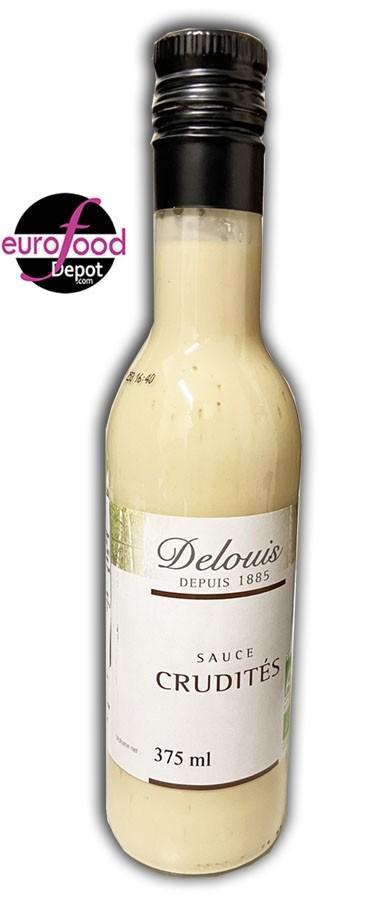 Delouis Organic salad dressing