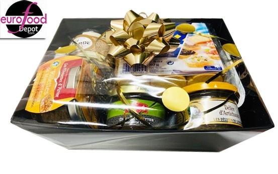 Savory gourmet gift basket (5 Items)