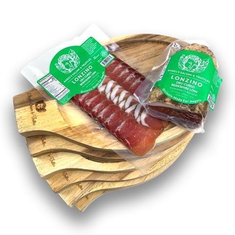 Pre-Sliced Berkshire Pork Lonzino (3oz/85g)