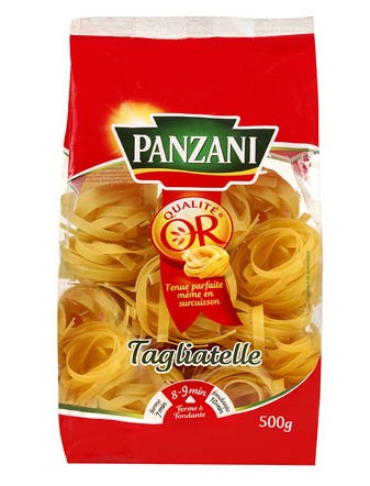 Panzani Tagliatelle Pasta (500g)