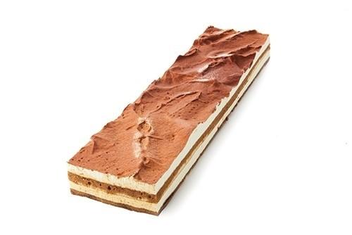 Tiramisu strip cake 25.7oz