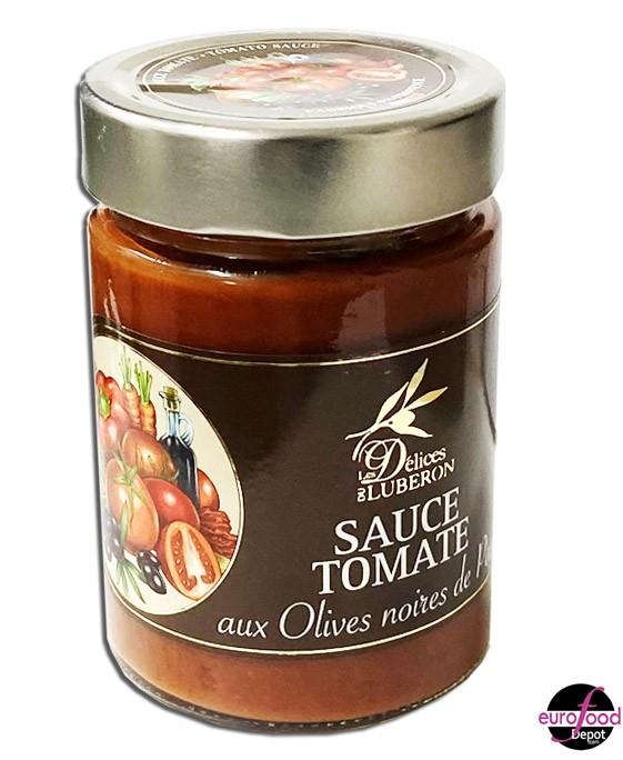 Provençal tomato sauce w/ black olives Delices du Luberon