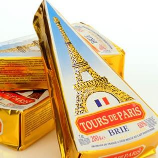 Tours de Paris - Cheese Brie (7oz-200g)