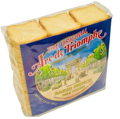 Mini Toast - French cracker (80g)