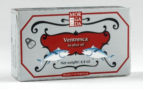 Tuna - Ventresca in extra virgin Olive Oil - Morgada(4.4oz)