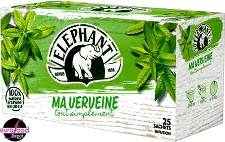Herbal Infusion My Verbena Simply  by Elephant