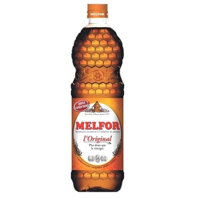 Melfor Vinegar Honey and Herb 100% Natural 50cl (16.9 fl oz)