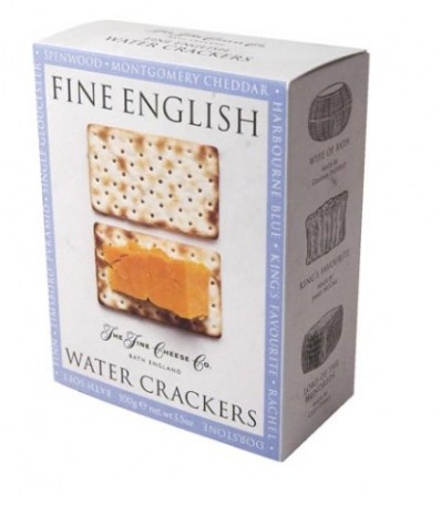 Water Crackers (3.5oz/100g)