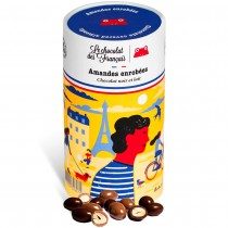 Le chocolat des Francais/ Chocolate covered almonds