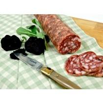 Black Truffle Salami /  saucisson sec à la truffe noir (7oz/200g)
