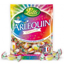 French Candy Arlequin Lutti (3.5oz/100g)