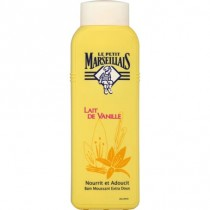 Le Petit Marseillais Foaming Bath/Bain Moussant Vanilla 500ml (17fl oz)