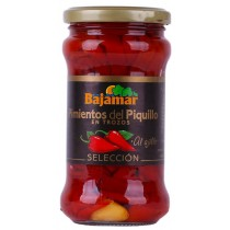 Bajamar piquillo pepper pieces marinated innolive oil & garlic (10oz/280g)
