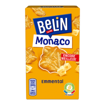 Belin Monaco Cheese Crackers (3.5oz/100g)