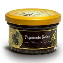 Delices du Luberon - French Black Olive Tapenade (3.1oz/90rg)