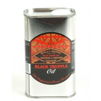 Black Truffle Olive Oil - Huile d'olive à la Truffe Noir - F.Crayssac - (16,9 FLOZ/500 ML)