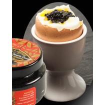 Black Truffle Pearls Caviar - Perles de caviar à la Truffe noir