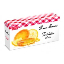 French Lemon Tarts Bonne Maman (4.4 oz/125g)