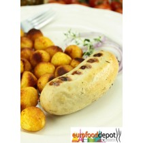 Boudin Blanc /White Pudding Sausage/ Fabrique Delices 4 Link Pack - All natural- 1Lb