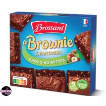 Brossard Chocolate Hazelnut Brownie