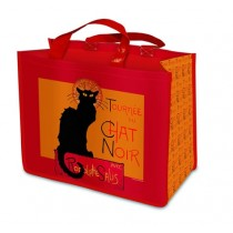 French Le Chat Noir Shopper