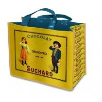 French Chocolat Suchard Shopping bag