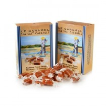 French  Sea Salt Caramels Candies / All Natural