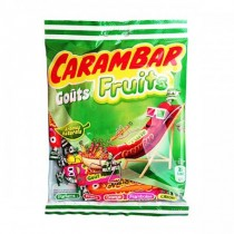 Carambar Exotic Fruit Mix (La Pie qui Chante)