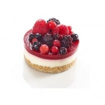 Cheesecake red berries (16 x 3.1oz/case) - special bulk price