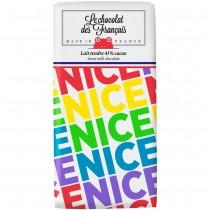 """Le chocolat des Francais/ """"Nice Multicolore"""""""