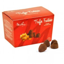 Cocoa Truffles with Caramel Specks - Mathez (8.8oz/250g)