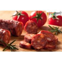 Dry cured Chorizo  (spanish) Premium Quality/Fabrique Delices (8 Oz/220g)