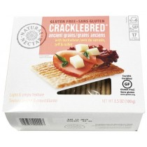 Cracklebred with buckwheat, Old seed (Grains anciens) Gluten Free
