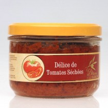 Délices du Lubéron - Sundried tomato spread - All natural (3.1oz/90rg)