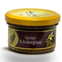 Delices Du Luberon - French Caviar d'Aubergine - All natural (3.1 oz/90g)