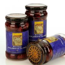 Divina Pitter Kalamata Olive 6 oz 170gr net