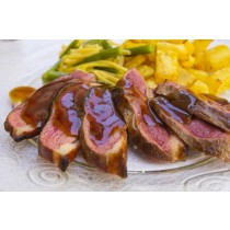 4 Magrets Duck Breasts (medium) /All Natural (1.9Lb/862g)