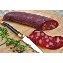 Cured Duck Salami (100% Duck Meat)/ saucisson de canard - (7Oz/200g)